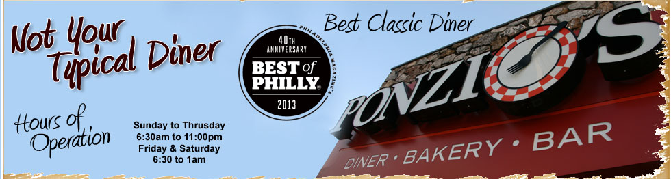 Best of Philly Classic Diner 2013